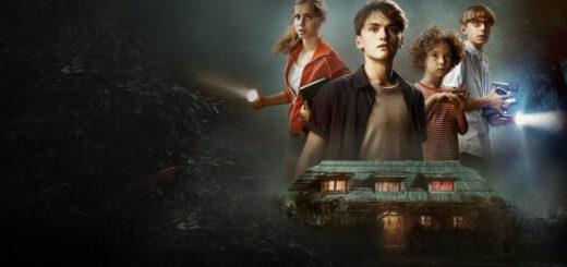 O Mistério da Casa Assombrada