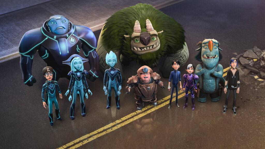 Ascensão dos Titans